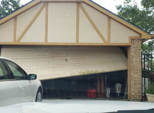 Garage Door Repair Houston, Texas