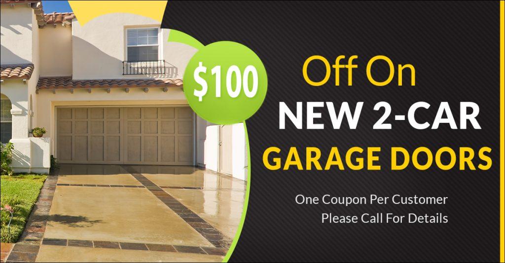 Specials Mister Garage Door Repair